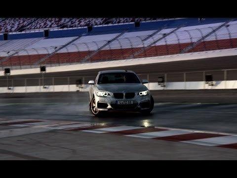 BMW Laat M235i Zelf Driften