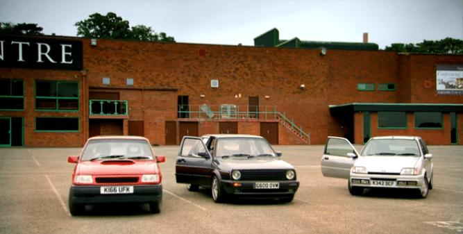 Top Gear Season 21 Episode 1