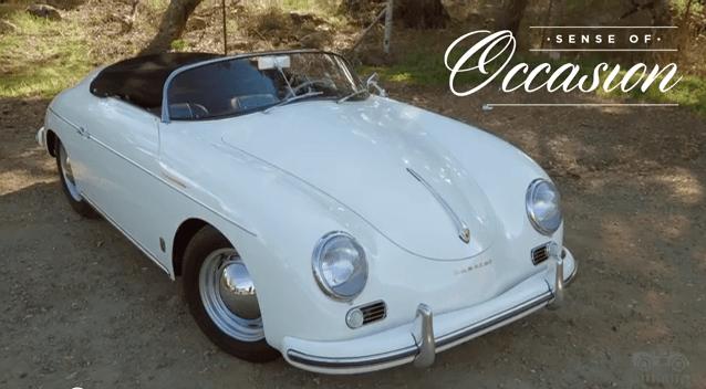Petrolicious - 1956 Porsche 356A Speedster