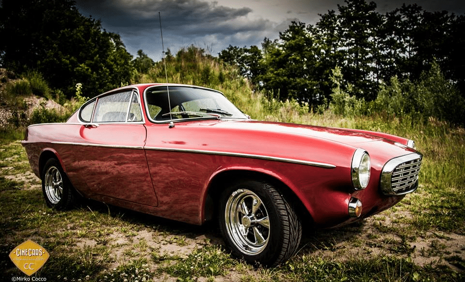 Volvo P1800 by Cinecars