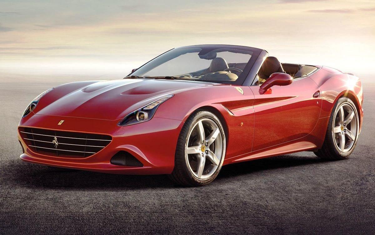 Ferrari California T Promovideo