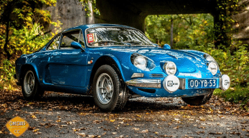 Renault Alpine A110 by Cinecars