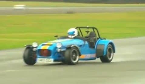 Top Gear Season 21 - Behind The Scenes met 620R