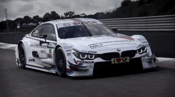 De nieuwe BMW M4 DTM