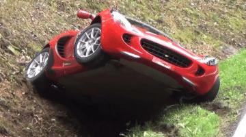 Hillclimb Crashes & Fails