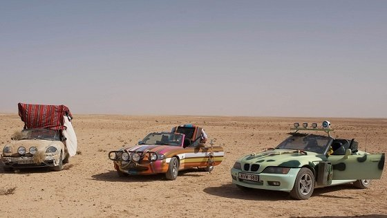 Top gear middle east full episode