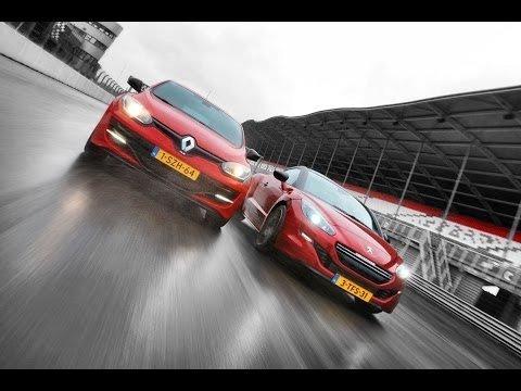 Peugeot RCZ R vs. Renault Megane RS