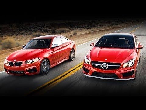 Welke is beter - BMW M235i vs Mercedes CLA45 AMG
