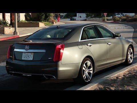 Cadillac CTS V-Sport: Goodfellas Style