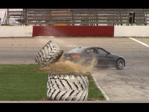 Gast sloopt zijn nieuwe BMW M3