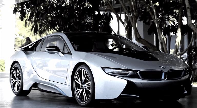 De BMW I8 Review van Chris Harris
