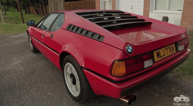 Petrolicious - BMW M1