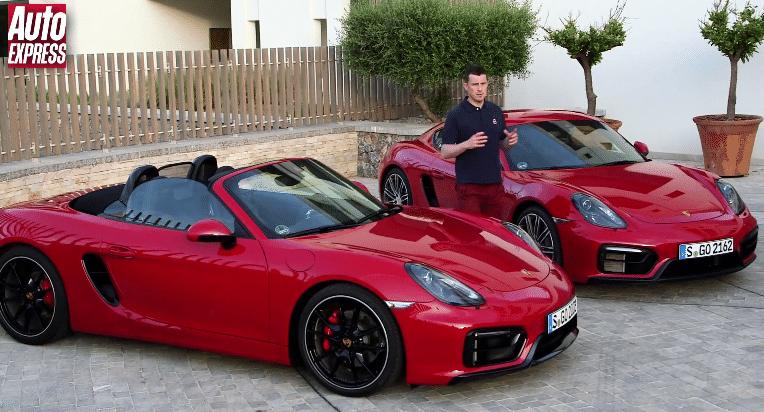 Porsche Boxster GTS en Cayman GTS - Zijn ze het waard?