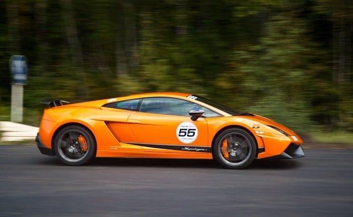 De 10 snelste auto's op de strip van Dragtimes