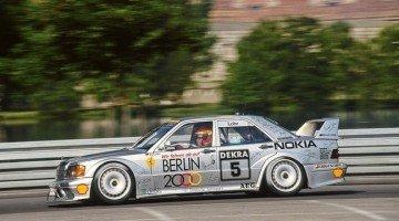 DTM 1992 - Ellen Lohr wint op Hockenheim