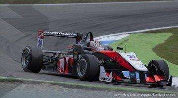Formule 3 - Max Verstappen zegeviert op Hockenheim