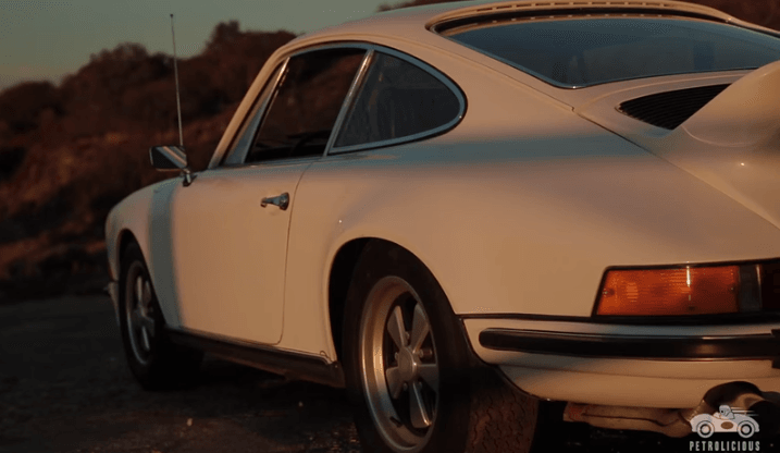 Petrolicious - 1973 Porsche 911 Carrera RS 2.7