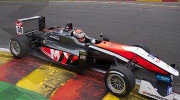 Max Verstappen Heerst op Spa-Francorchamps