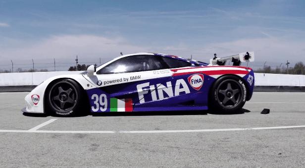 GoPro brengt de McLaren F1 GTR tot leven