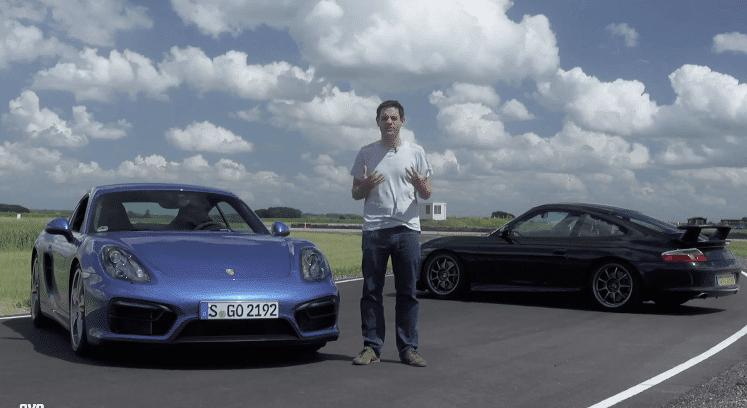 Is de nieuwe Cayman GTS beter dan een 996 GT3?