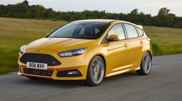 2015 Ford Focus ST Promovideo