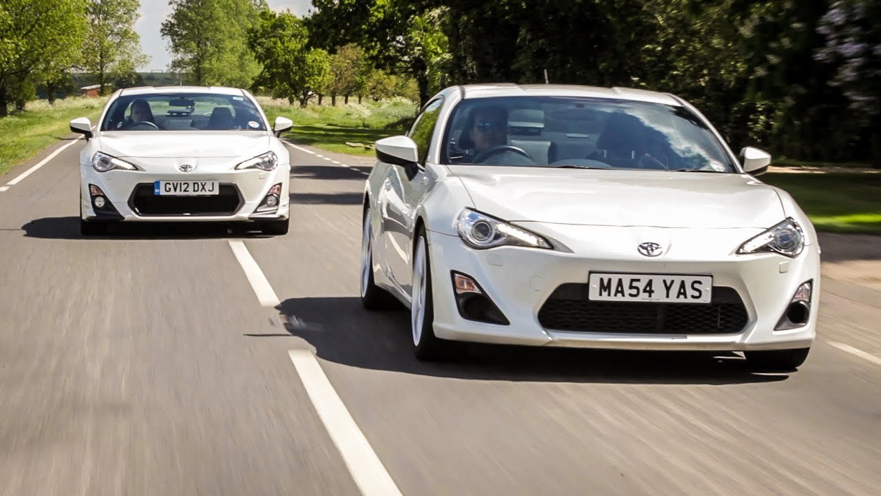 HKS Supercharged GT86 vs Toyota GT86 TRD