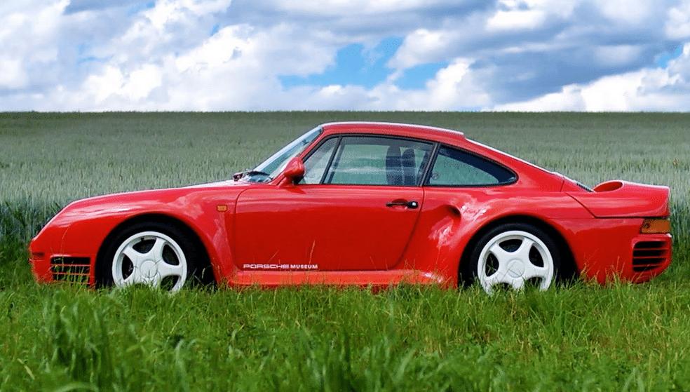 Porsche 959 - De Hypercar waarmee het allemaal begon