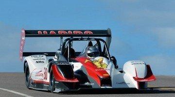 Pikes Peak 2014 Winner: Romain Dumas Onboard