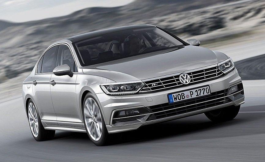 2015 Volkswagen Passat B8 Promovideo