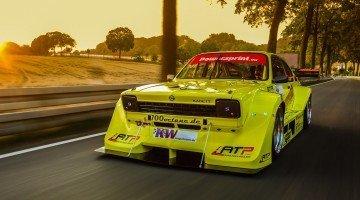 Opel Kadett C Coupé V8 GT/R is de dikste Kadett ooit