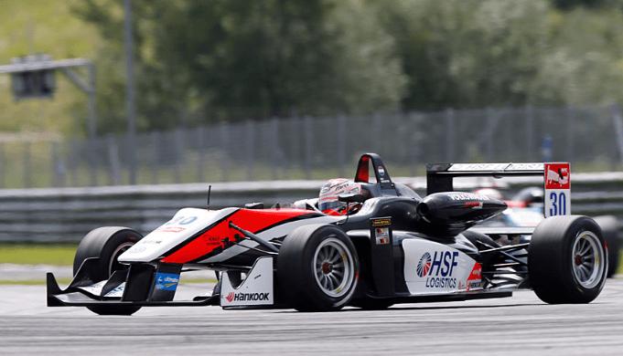 Formule 3 - Verstappen loopt in op Ocon
