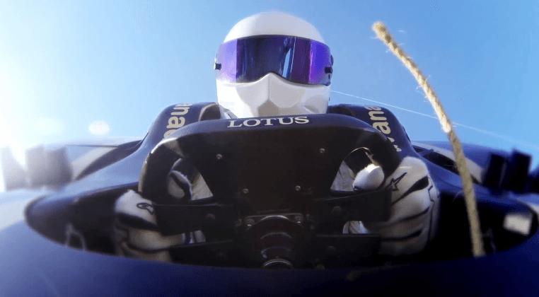 Stig's F1 Bungee Jump