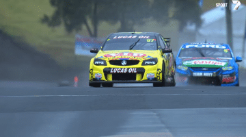 V8 Supercars Drifting is Automotive ballet