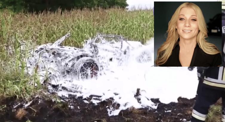 Het verhaal van een journaliste die crashte met een ABT R8