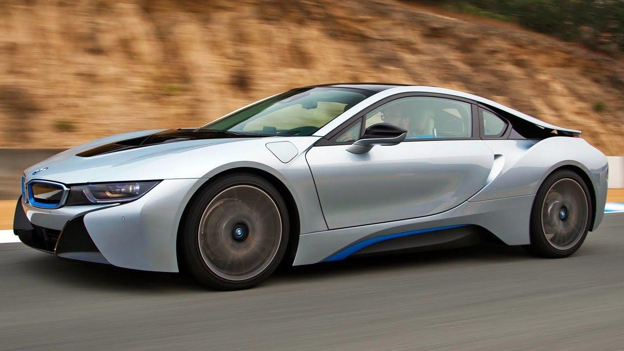 Best Drivers Car 2014 - BMW I8 Hot Lap