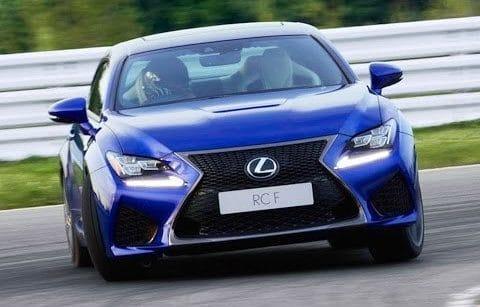 Lexus RC F Review - Nog niet zo goed als de M4