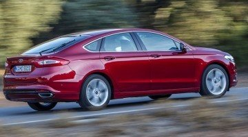 2014 Ford Mondeo Review