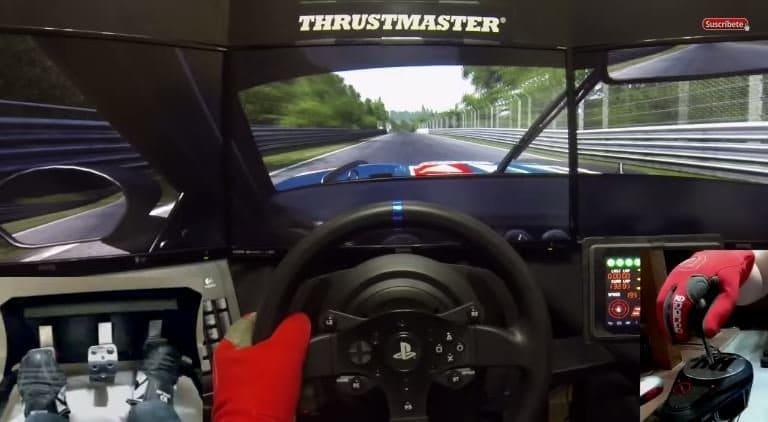 Project Cars met deze simulator is echt fantastisch