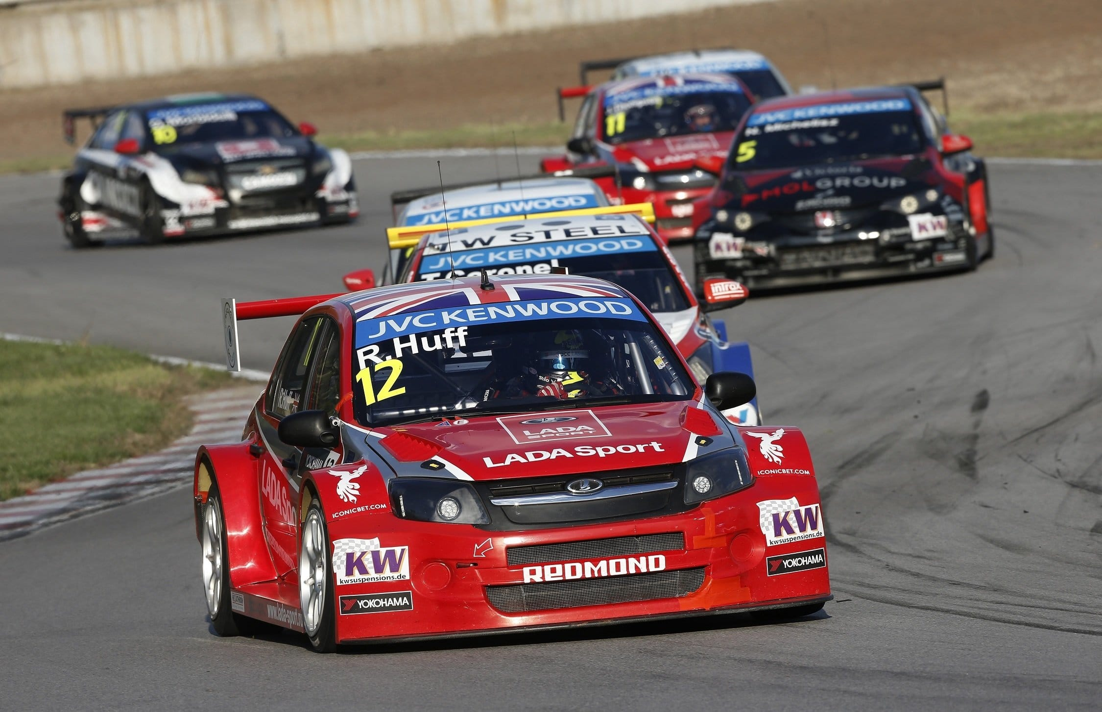 WTCC 2014 - Bejing Highlights met podium Coronel