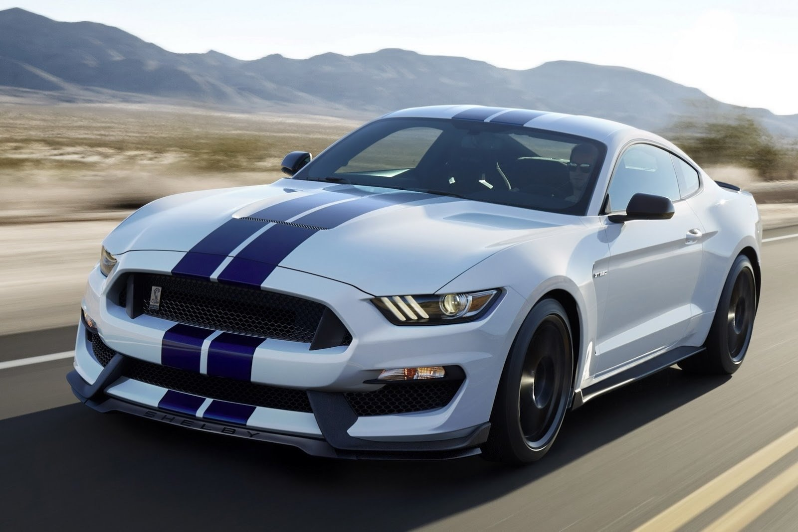 2015 Ford Mustang Shelby GT350 Promo video's
