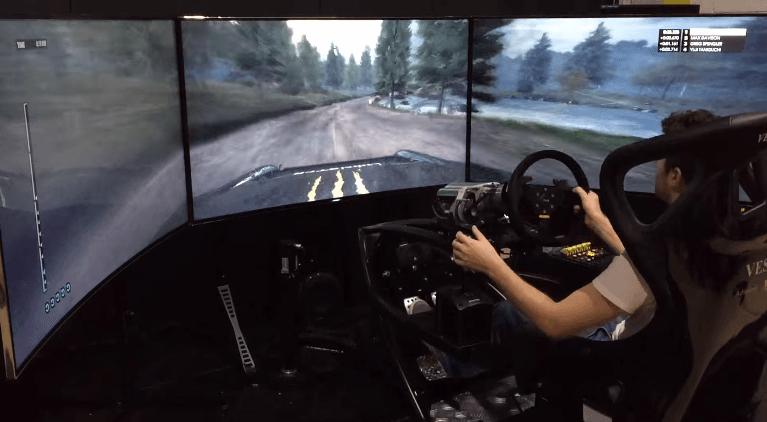 Voor €40.000 heb je deze Vesaro Simulator