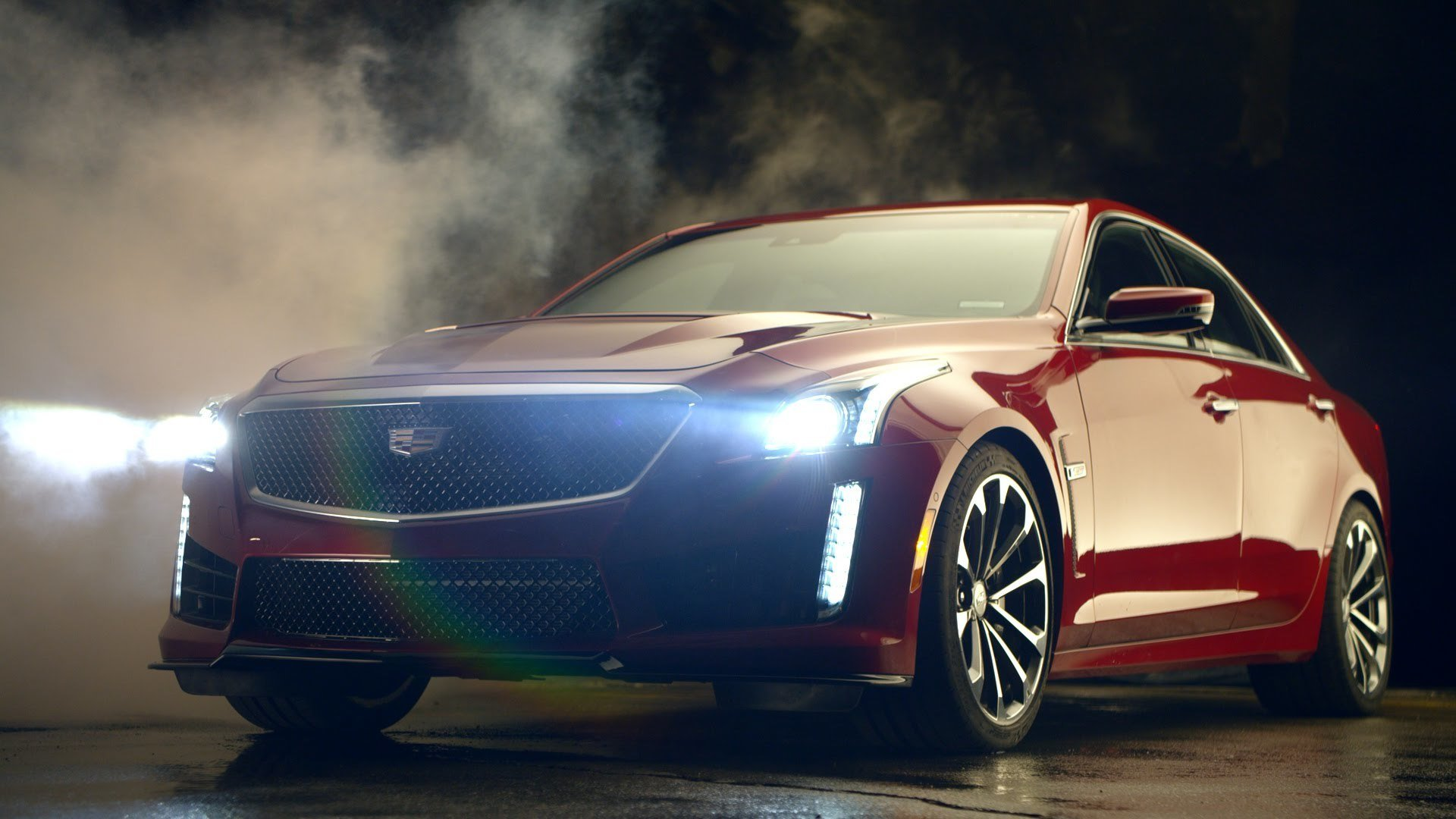 2016 Cadillac CTS-V is monsterlijk!