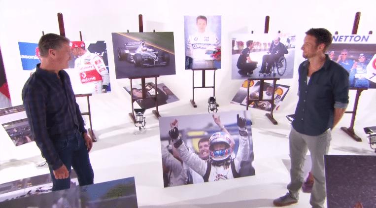 Jenson Button blikt terug op 15 jaar Formule 1