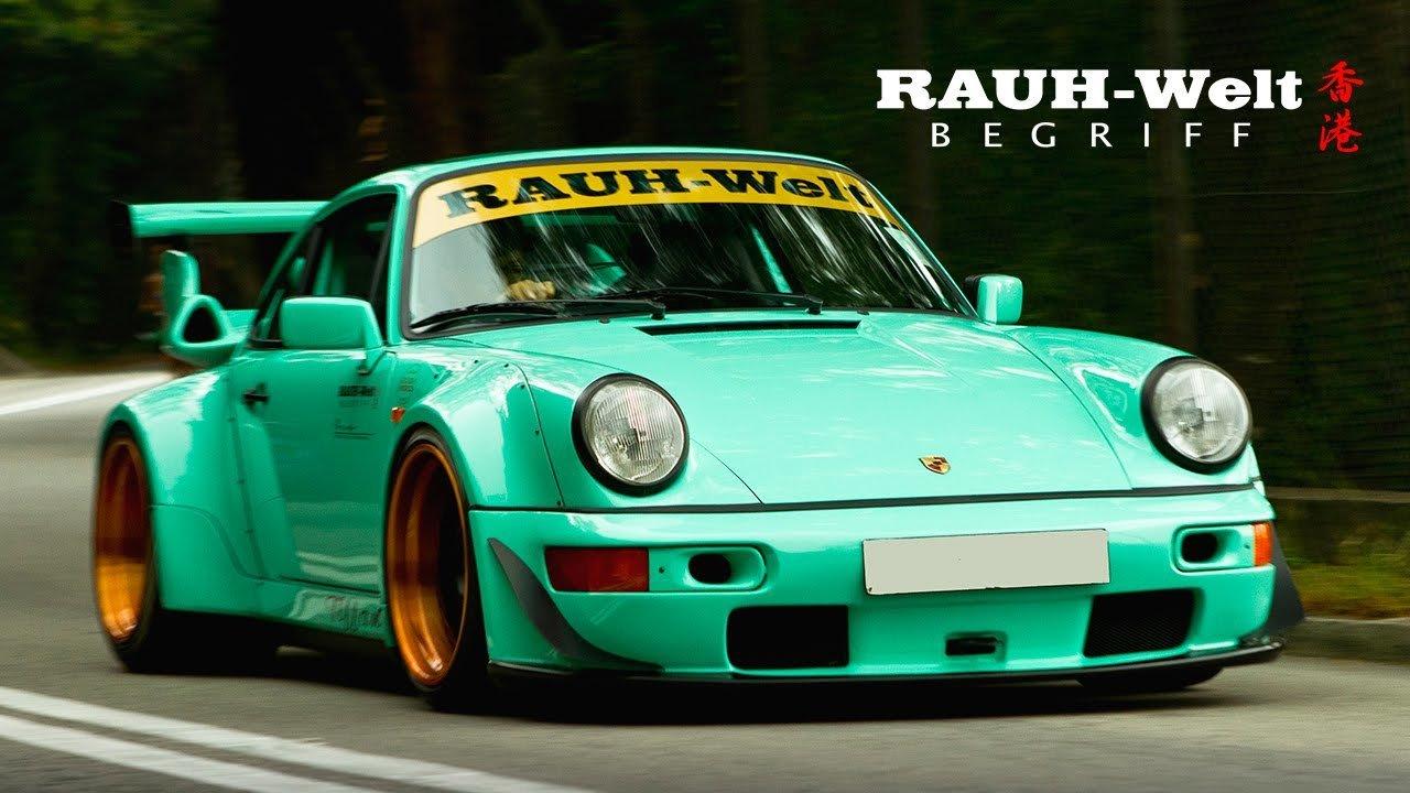 Zie hoe Akira Nakai een 964 RWB bouwt