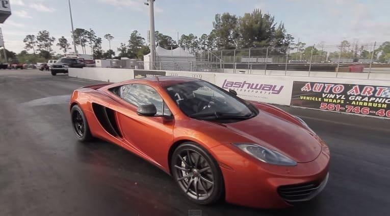 AMS Performance maakt van de McLaren 12C een 10-sec car