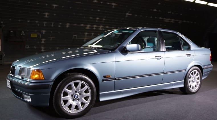 BMW Blikt terug op de E36 3-Serie