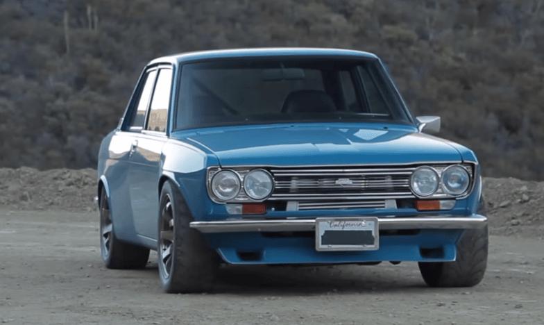 Tuned - Datsun 510 met 380 pk