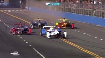 Formule E - Buenos Aires ePrix Highlights