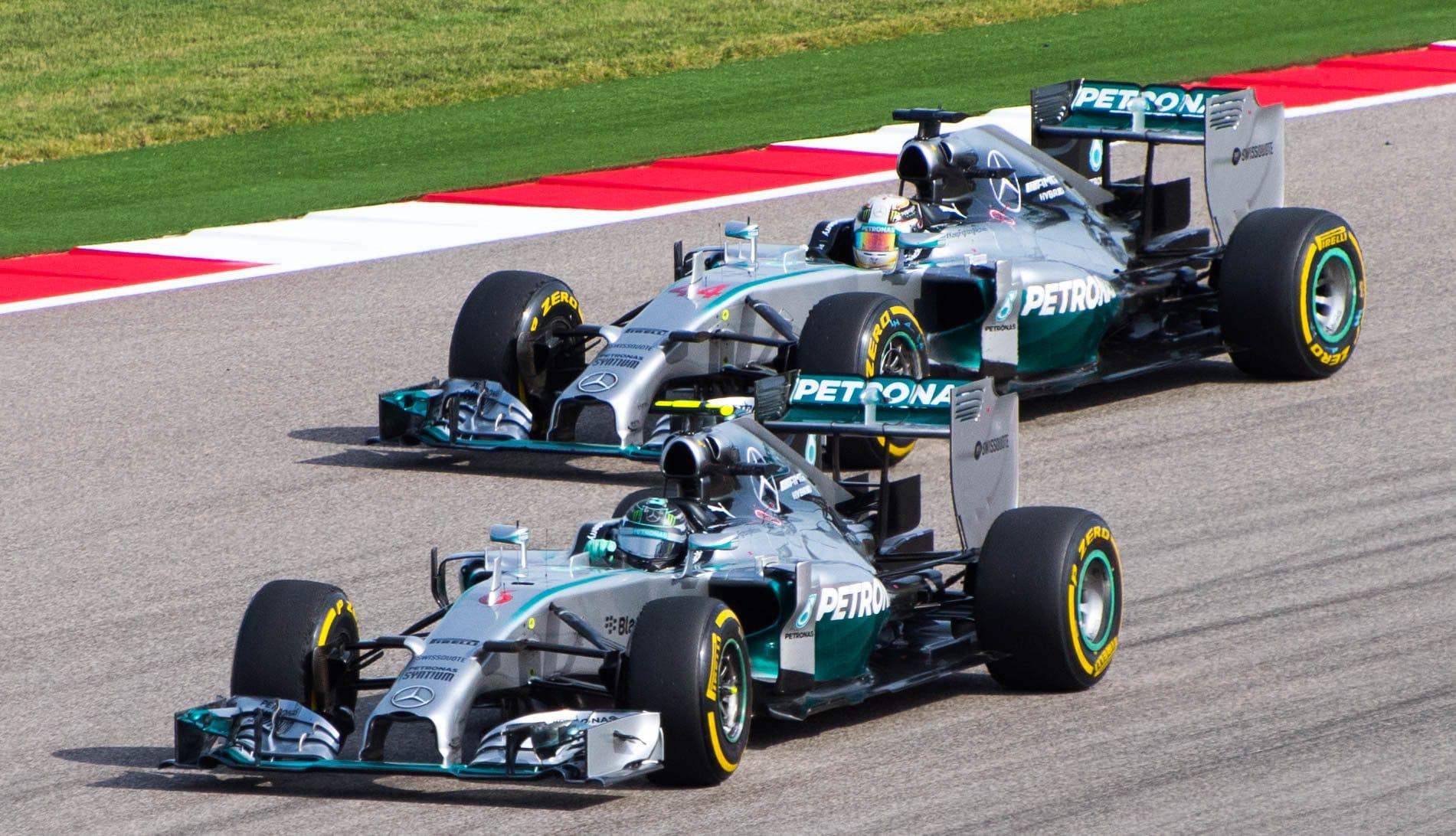 Formule 1 2014 - BBC Season Review