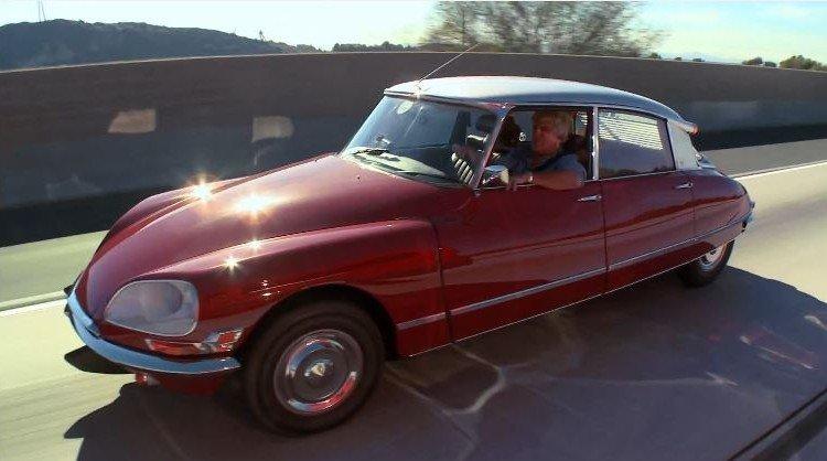video jay leno 39 s garage 1971 citro n ds